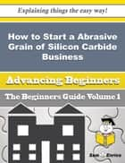 How to Start a Abrasive Grain of Silicon Carbide Business (Beginners Guide) ebook by Marylyn Crain