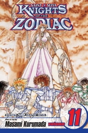 Knights of the Zodiac (Saint Seiya), Vol. 11 - To You I Entrust Athena ebook by Masami Kurumada,Masami Kurumada