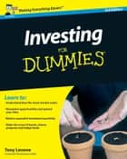 Investing for Dummies ebook by Tony Levene