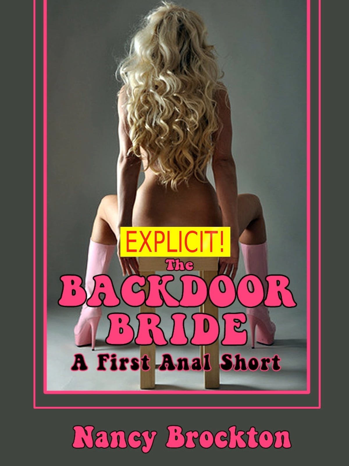 Anal Annie And The Backdoor Housewives the backdoor bride (a first anal sex ffm threesome erotica story) ebook nancy brockton - rakuten kobo