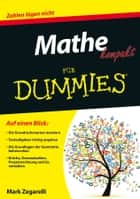 Mathe kompakt für Dummies ebook by Zegarelli