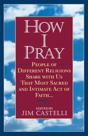 How I Pray - People of Different Religions Share with Us That Most Sacred and Intimate Act of Faith ebook by Jim Castelli