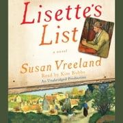 Lisette's List - A Novel audiobook by Susan Vreeland