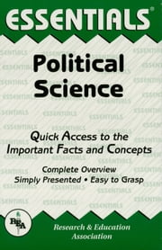 Political Science Essentials ebook by Anita Danker
