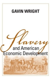 Slavery and American Economic Development ebook by Wright, Gavin