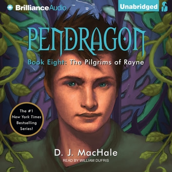 Pilgrims of Rayne, The audiobook by D. J. MacHale