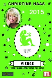 Vierge 2015 ebook by Kobo.Web.Store.Products.Fields.ContributorFieldViewModel
