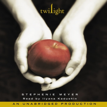Twilight audiobook by Stephenie Meyer