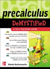 Pre-Calculus Demystified ebook by Rhonda Huettenmueller