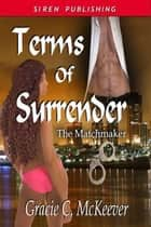 Terms Of Surrender ebook by Gracie C. McKeever