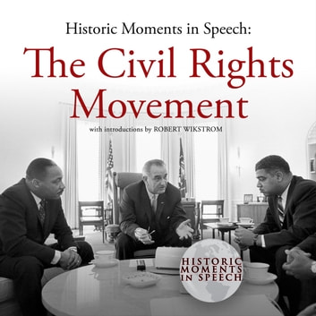 The Civil Rights Movement audiobook by the Speech Resource Company