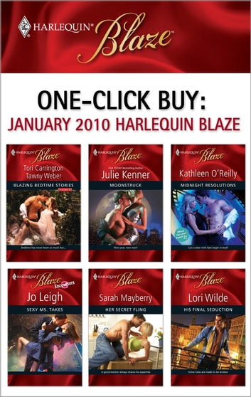 One-Click Buy: January 2010 Harlequin Blaze ebook by Julie Kenner,Kathleen O'Reilly,Jo Leigh,Sarah Mayberry,Lori Wilde
