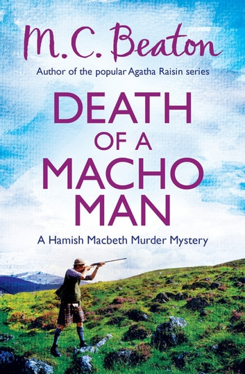 Death of a Macho Man ebook by M.C. Beaton