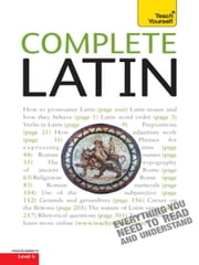 Complete Latin: Teach Yourself ebook by Gavin Betts