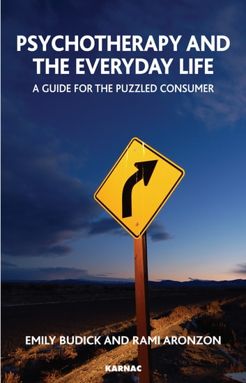 Psychotherapy and the Everyday Life - A Guide for the Puzzled Consumer ebook by Rami Aronzon,Emily Budick
