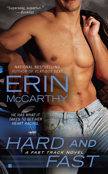 Hard and Fast ebook by Erin McCarthy