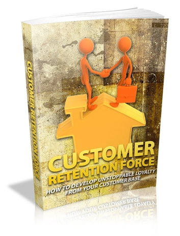 Customer Retention Force eBook by Anonymous