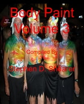 Body Paint Volume 3 ebook by Stephen Shearer