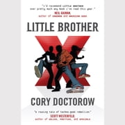 Little Brother luisterboek by Cory Doctorow