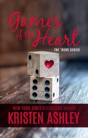 Games of the Heart ebook by Kristen Ashley