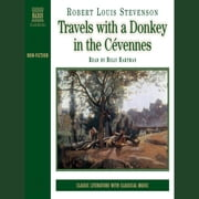 Travels with a Donkey in the Cévennes audiobook by Robert Louis Stevenson