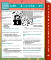 Computer Security (Speedy Study Guides) ebook by Speedy Publishing