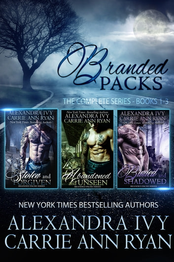 The Complete Branded Packs Box Set ebook by Carrie Ann Ryan,Alexandra Ivy