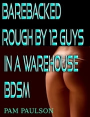 Barebacked Rough by 12 Guys in a Warehouse Bdsm ebook by Pam Paulson