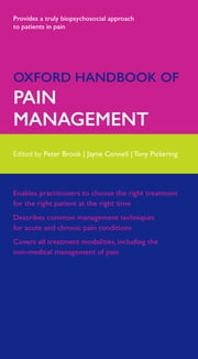 Oxford Handbook of Pain Management ebook by