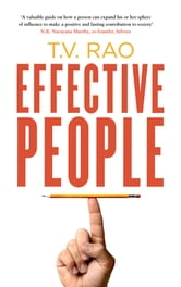 Effective People ebook by T V Rao