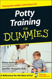 Potty Training For Dummies ebook by Diane Stafford,Jennifer Shoquist