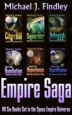 Empire Saga ebook by Michael J. Findley
