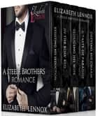 The Steele Brothers Collection ebook by Elizabeth Lennox