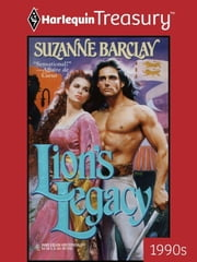 Lion's Legacy ebook by Suzanne Barclay