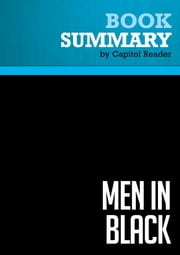 Summary: Men In Black - Mark R. Levin - How the Supreme Court is Destroying America ebook by Capitol Reader