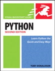 Python - Visual QuickStart Guide ebook by Toby Donaldson