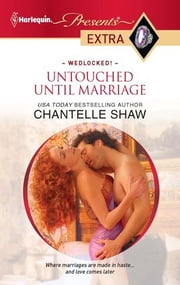 Untouched Until Marriage ebook by Chantelle Shaw