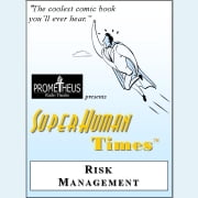 Risk Management audiobook by Lance Woods