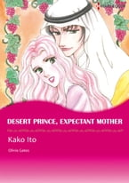 DESERT PRINCE, EXPECTANT MOTHER, Harlequin Comics