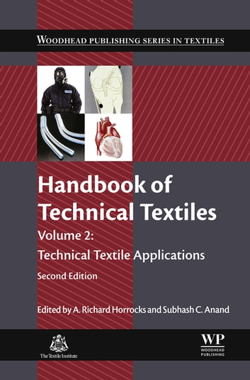 Handbook of Technical Textiles - Technical Textile Applications eBook by