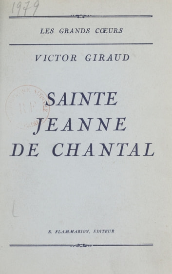Sainte Jeanne de Chantal ebook by Victor Giraud