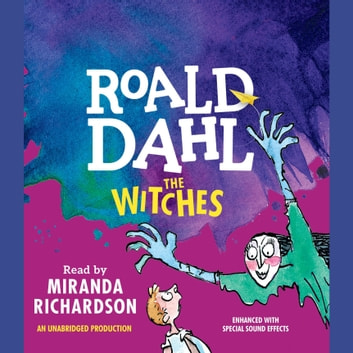 The Witches audiobook by Roald Dahl