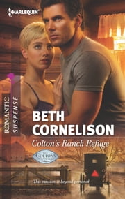 Colton's Ranch Refuge ebook by Beth Cornelison
