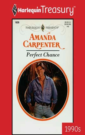 Perfect Chance ebook by Amanda Carpenter