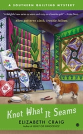Knot What It Seams - A Southern Quilting Mystery ebook by Elizabeth Craig