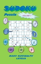 Sudoku Puzzle, Volume 1 ebook by YobiTech Consulting