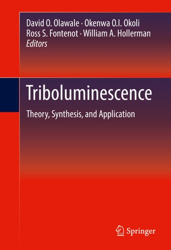 Triboluminescence - Theory, Synthesis, and Application ebook by