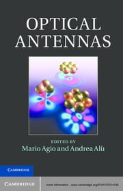 Optical Antennas ebook by Mario Agio,Andrea Alù