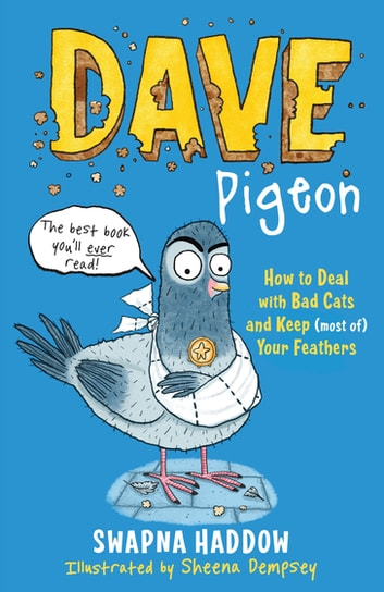 Dave Pigeon ebook by Swapna Haddow