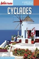 CYCLADES 2017 Carnet Petit Futé ebook by Dominique Auzias, Jean-Paul Labourdette